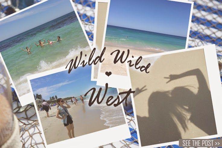 STYLE NOTE: W FOR WILD WILD WEST