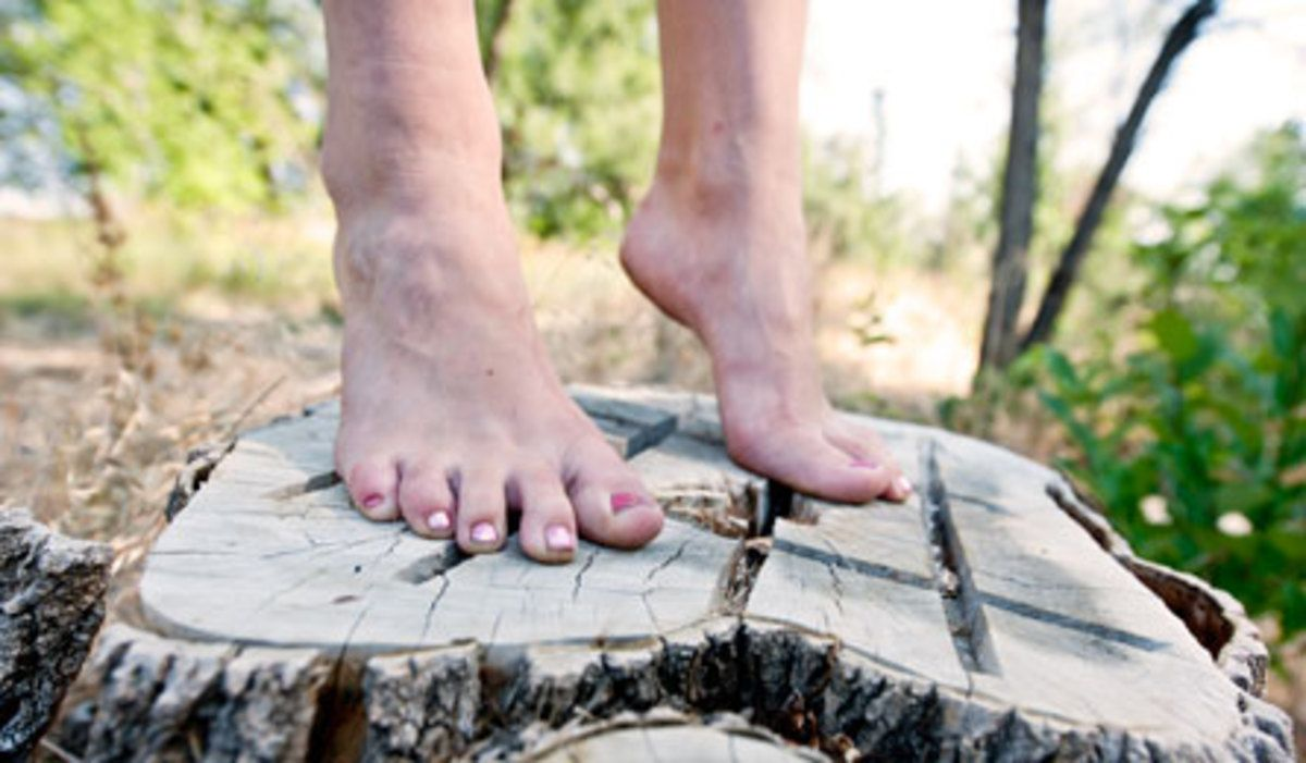 4 Exercises to Build Trail-Worthy Ankle Strength