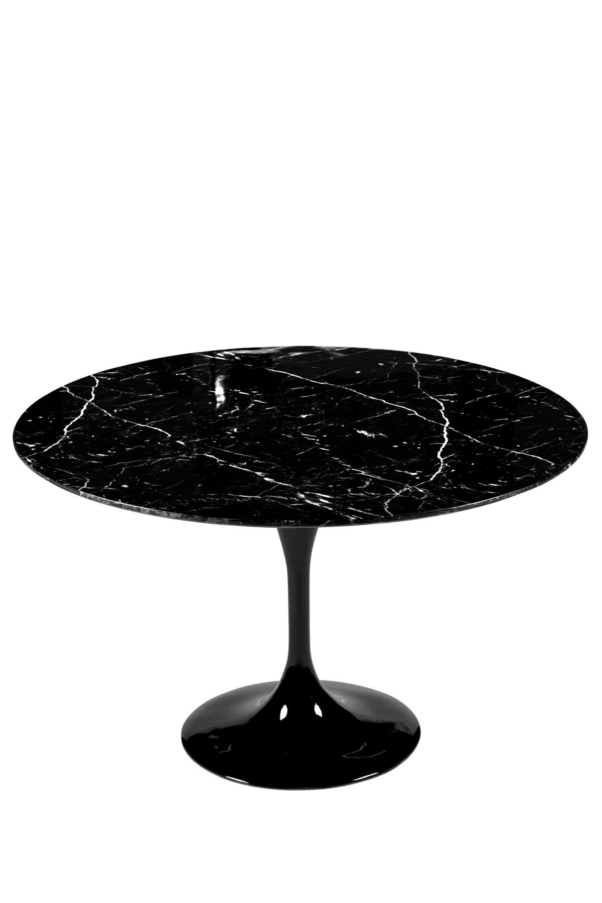 Tulip Marble Top Round Table
