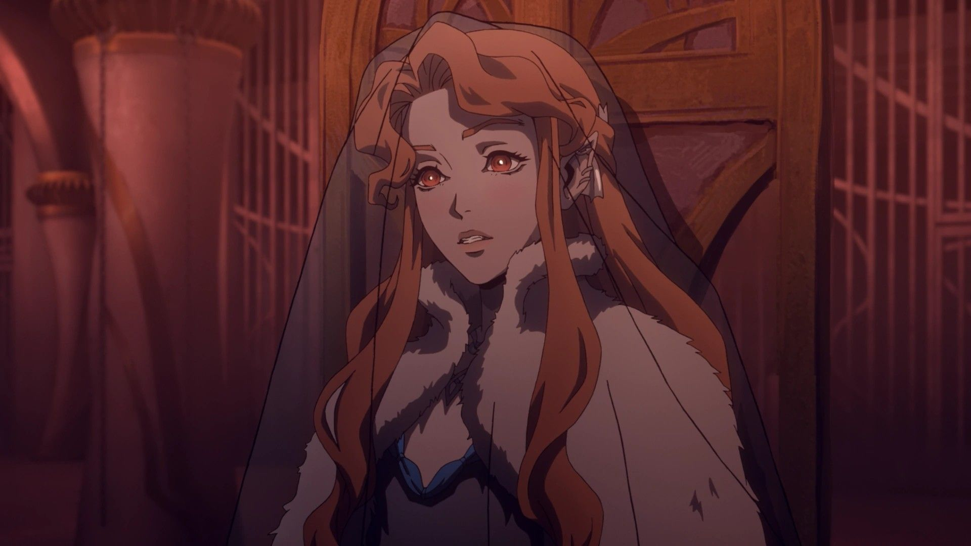 Lenore, castlevania in 2020 Villain character, Neon
