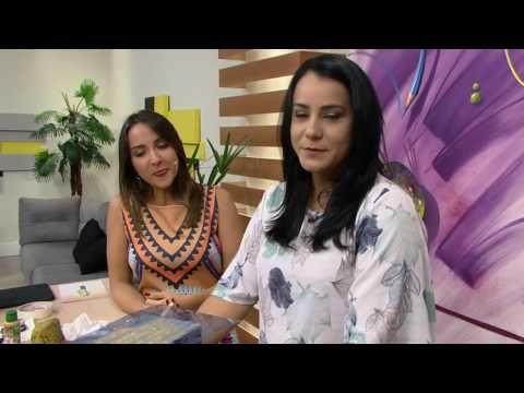 MPC 161114 LIVIA FIORELLI PORTA TALHERES COM GUARDANAPO PT1 - YouTube