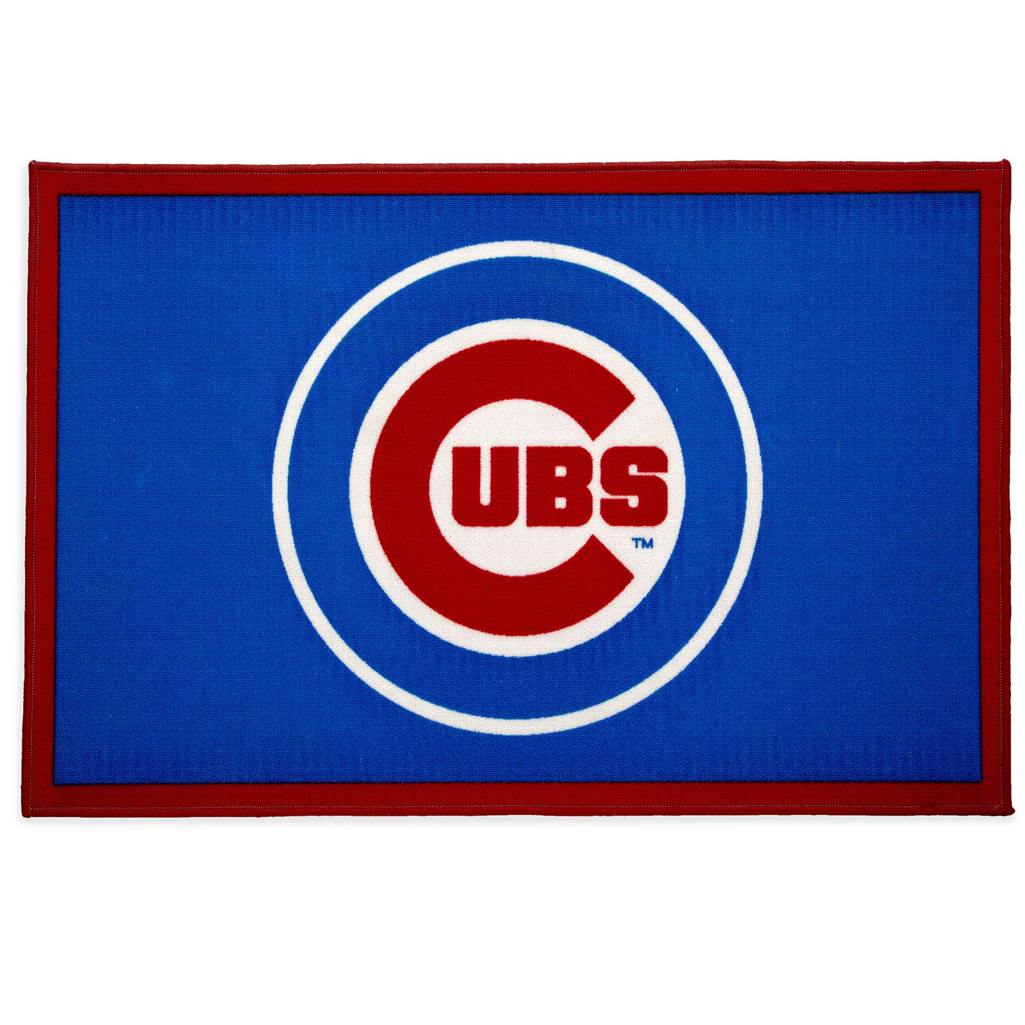 Sports & Outdoors Delta children, Chicago cubs, Red area rug