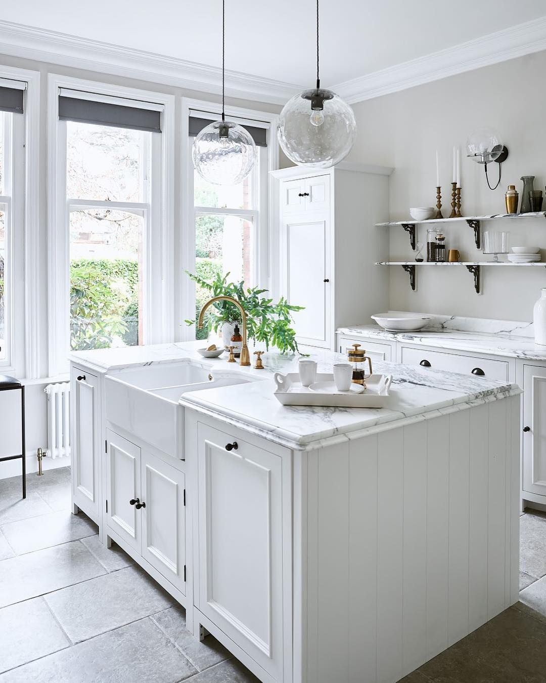 Neptune On Instagram There S Nothing To Say That All The Hardware In Your Kitchen Needs To Matc Kitchen Interior Classic Kitchen Design Modern Kitchen Design