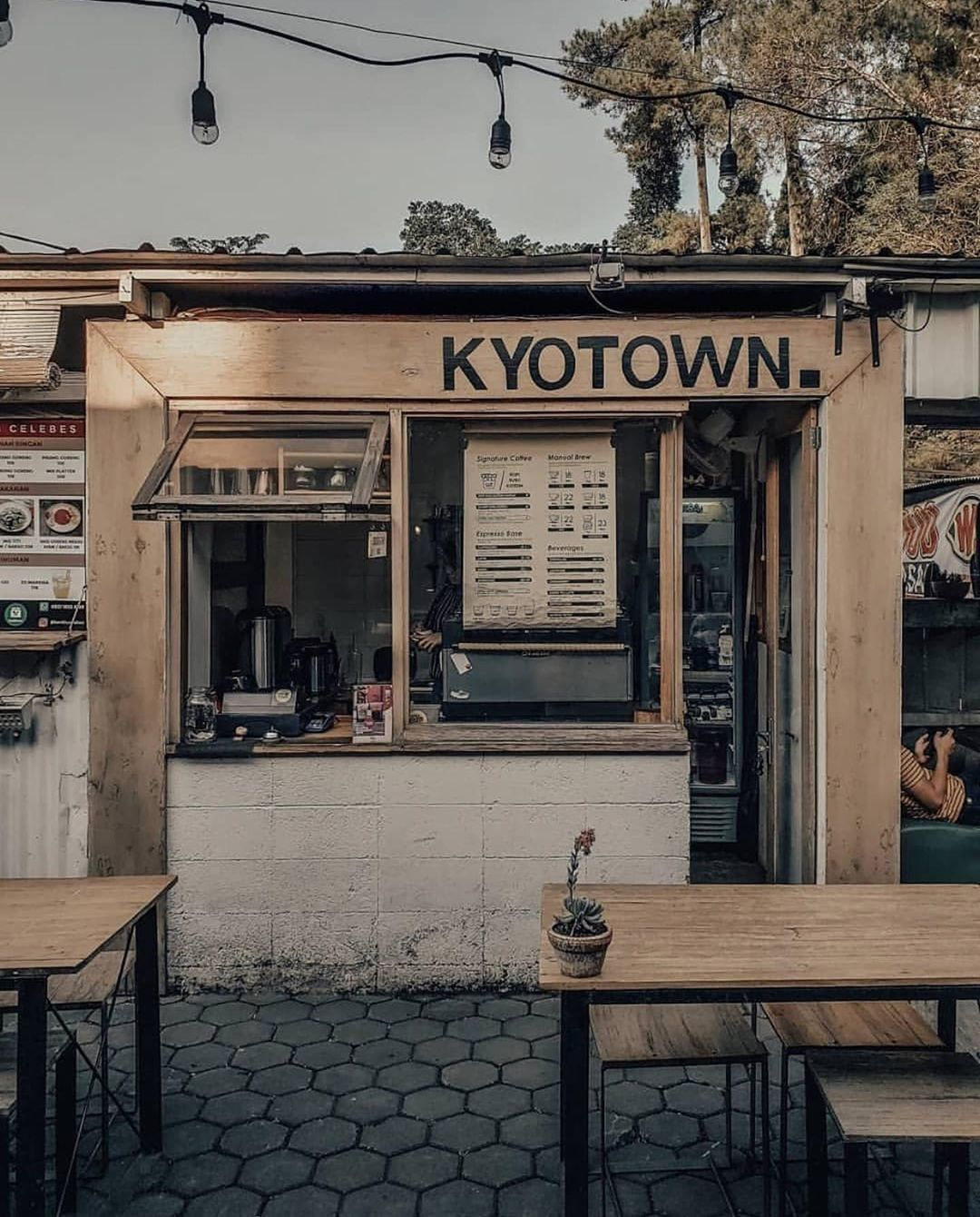 "Coffee Shop Indonesia on Instagram ""Kyotown, Bandung"