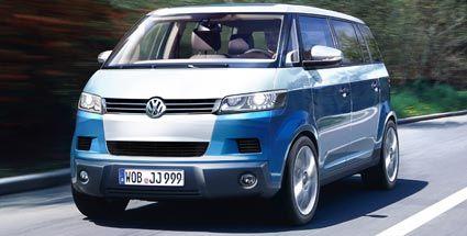 New Microbus Der VW Bulli kehrt zurück Volkswagen