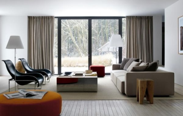Sofa Design Ideen für moderne und kreative Wohnzimmer Einrichtung