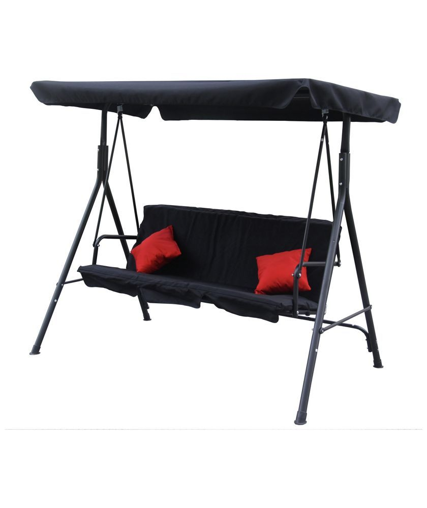 Culcita 3 Seater Garden Swing Chair At Argos Co Uk Your Online For Hammocks And Seats