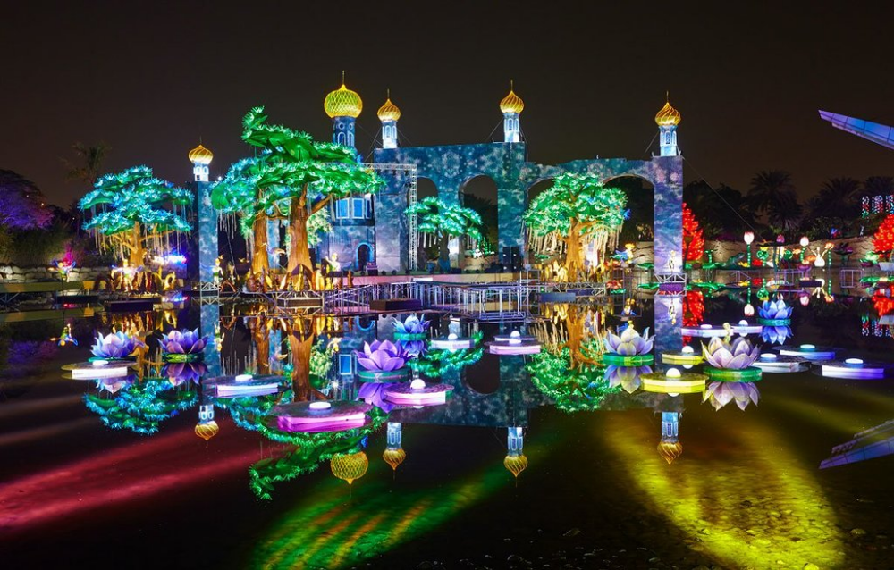 Pin by vivi trisnawati on glowing garden in 2020 Dubai
