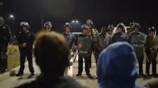 2 police officers shot as Ferguson protests turn violent