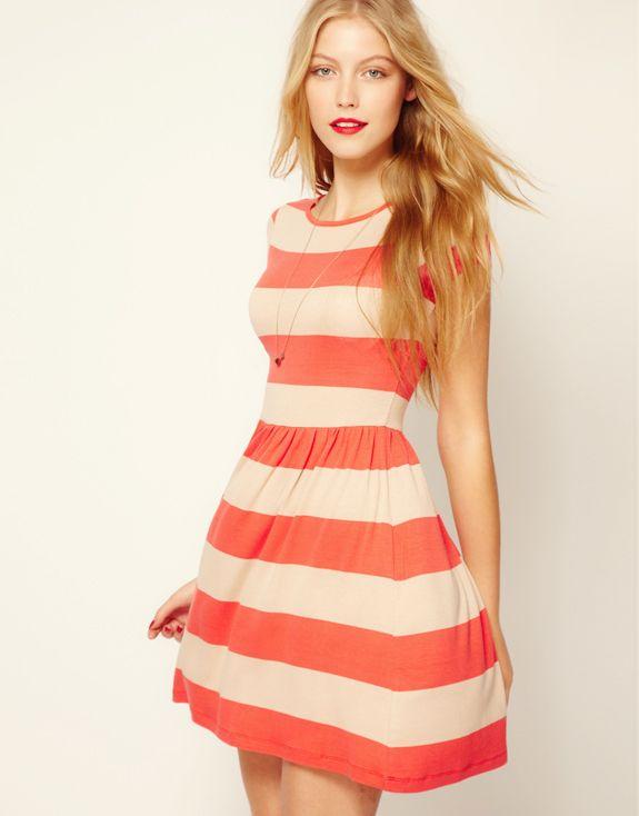 Vestido de verano para jovenes