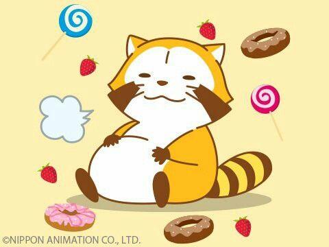 rascal あらいぐまラスカル in 2018 pinterest kawaii cartoon