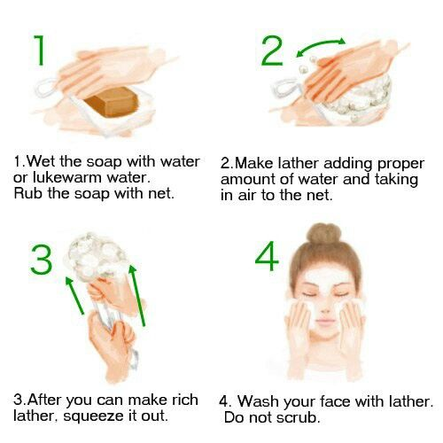 How To Wash Face With Handmade Soap How To Wash Your Face With Our Ameryllis Handmade Soap And Always Keep Your Handma Wash Your Face Face Wash Skin Problems