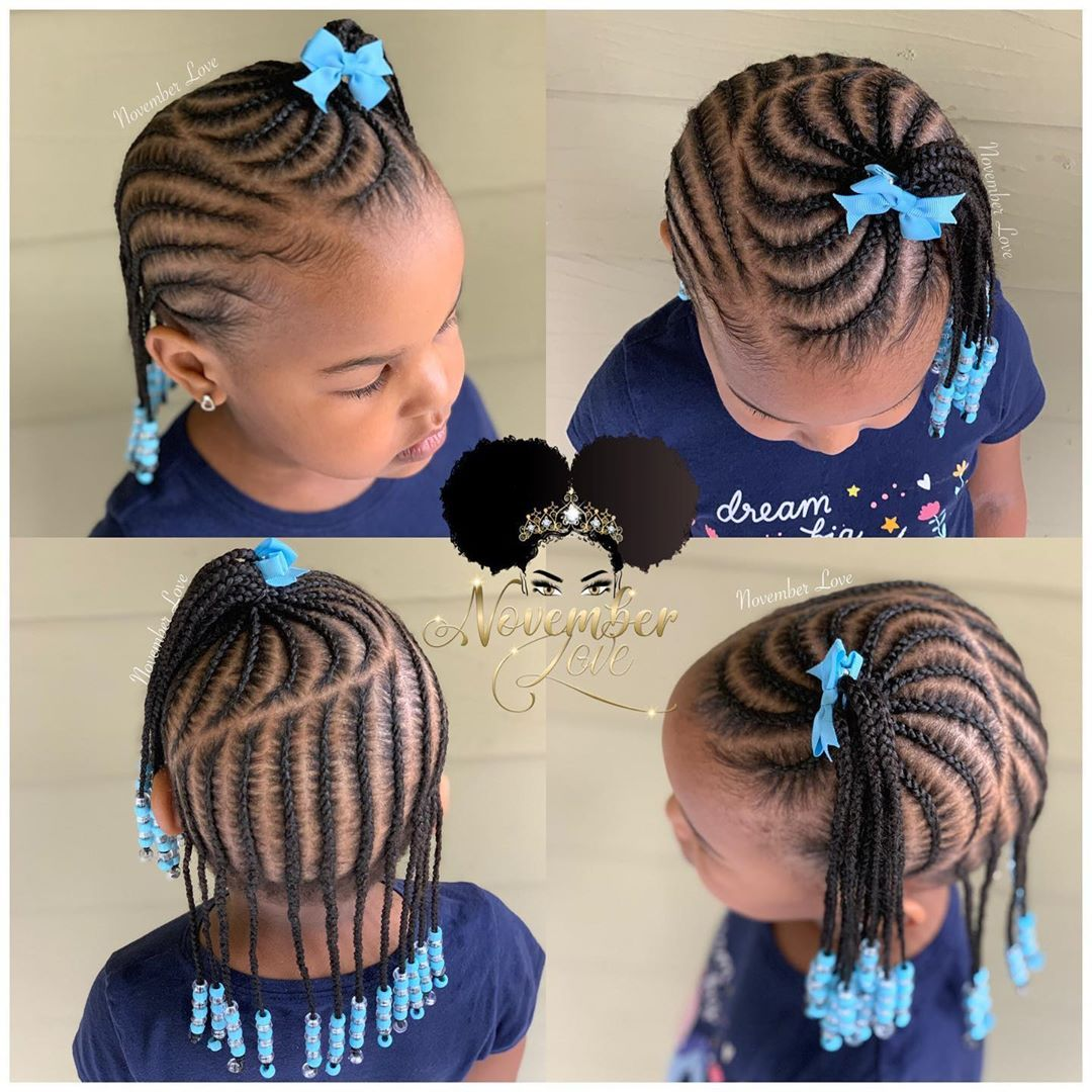 Children's Braids and Beads! Booking Link In Bio! # ...