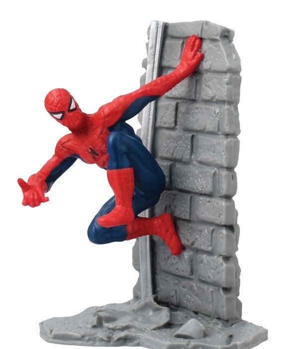 Spider Man Cake Topper Birthday Figure By Cakesnotincluded On Etsy