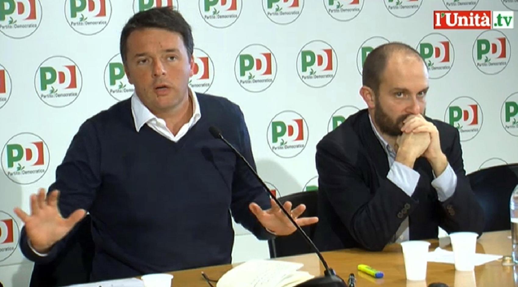 1) Ok di Renzi al premio di coalizione. Il segretario costretto a accettare l'offerta dei big Ettore Maria Colombo ROMA PREMIO alla coalizione in cambio di elezioni anticipate a giugno e, pr…
