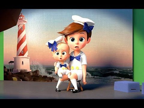 The Boss Baby Trailer 2 2017 Dreamworks Animation Movie