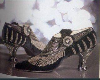 Chaussures années 20 Mode des années 20