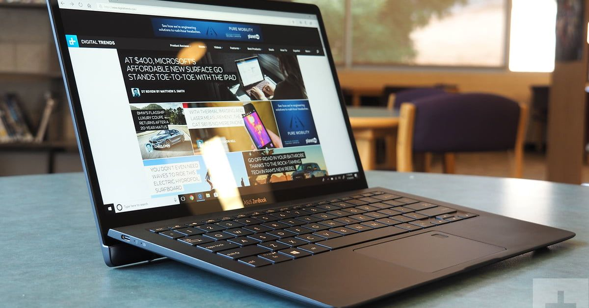 The Zenbook S Is One Of Asus Best Laptops But Does It Beat The