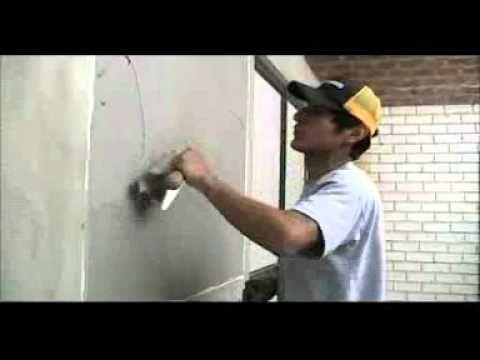 Aplicaci n cemento alisado pared 00 tutoriales casa - Aplicaciones para buscar piso ...