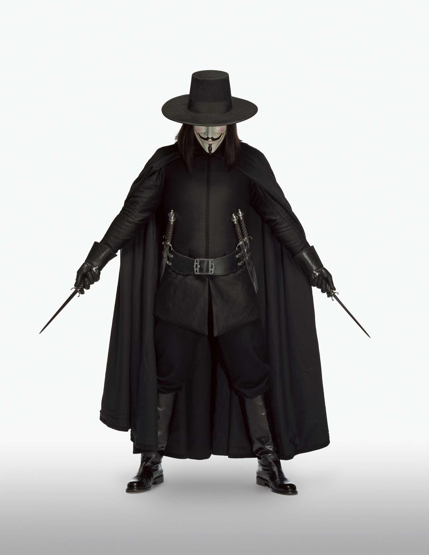 V For Vendetta Photo V For Vendetta V For Vendetta V For Vendetta Costume Guy Fawkes