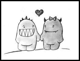 monster in love