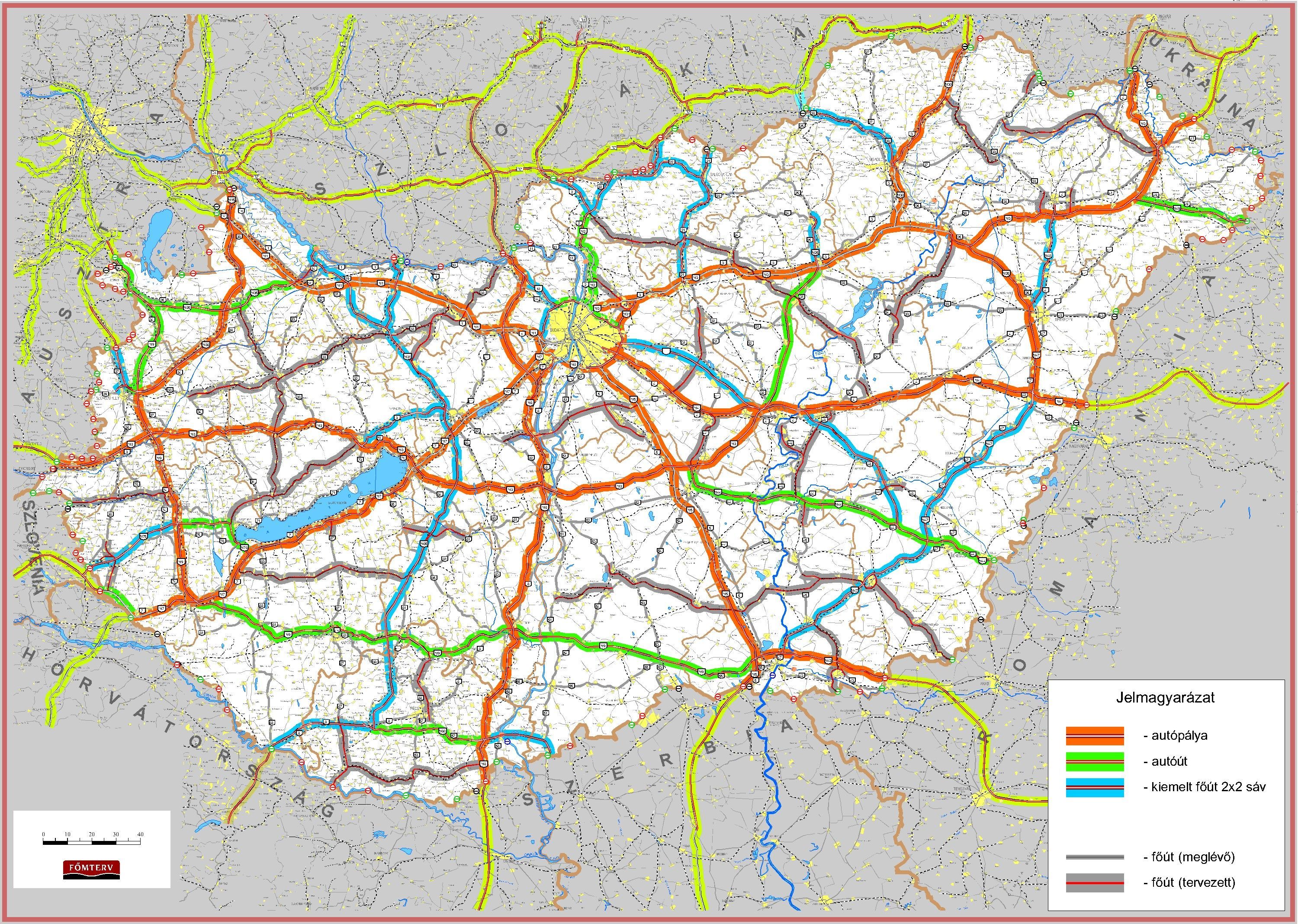 Magyarorszag Autos Terkep Yahoo Image Search Results Map