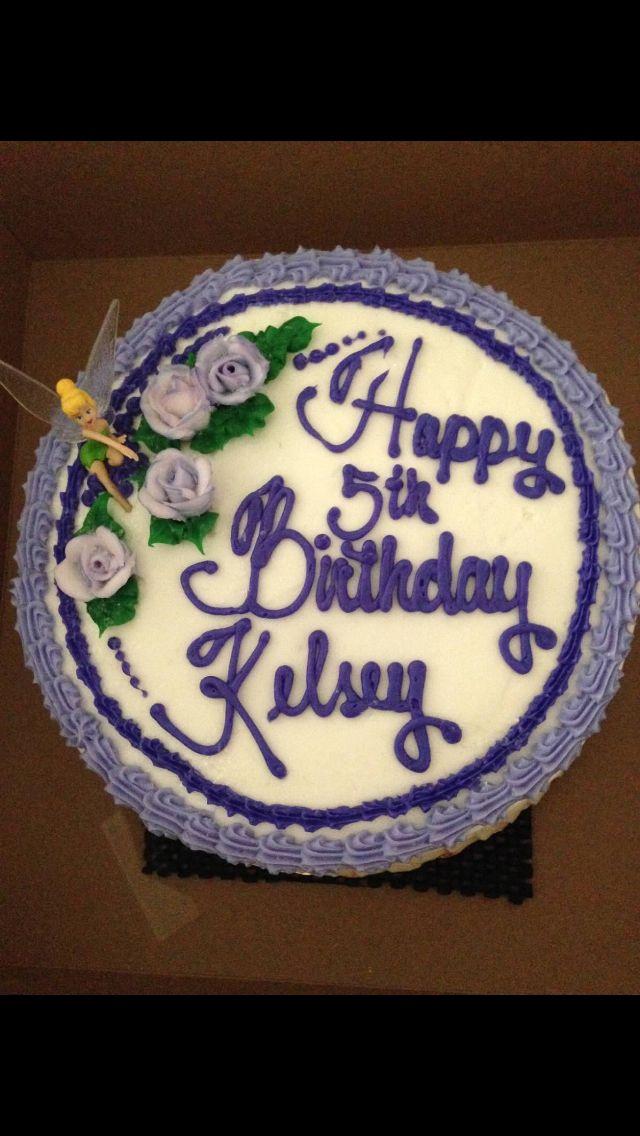 Cool Kelseys 5Th Birthday Galena Birthday Cake Made By Piggly Wiggly Personalised Birthday Cards Vishlily Jamesorg