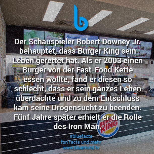 11 Fakten über Burger King   Bluefacts