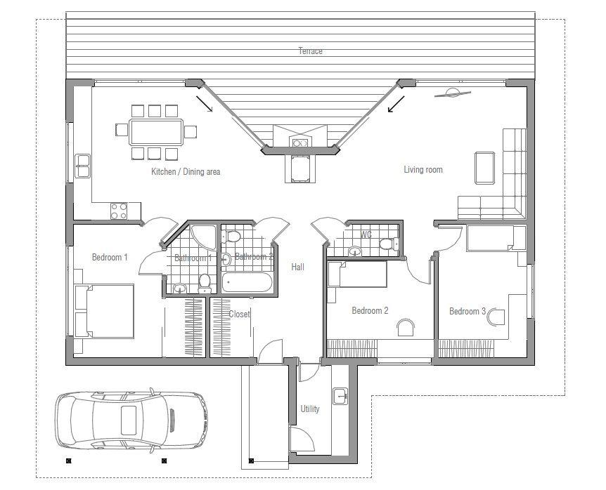 Wondrous 1000 Images About Creative Floorplans On Pinterest House Plans Largest Home Design Picture Inspirations Pitcheantrous