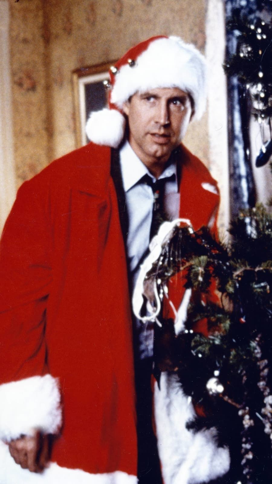 Chevy Chase 'The National Lampoon's Christmas Vacation