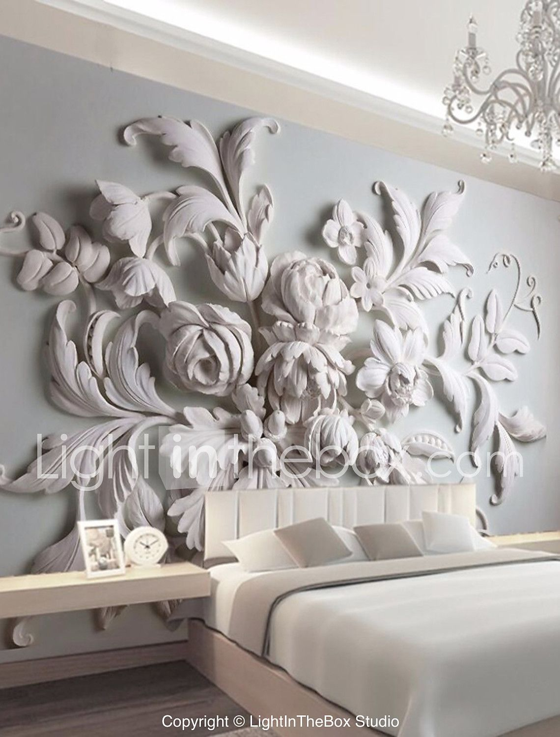 Mural Canvas Wall Covering Adhesive Required 3d 2021 Us 83 99 Wall Covering Decor Guide Home Decor