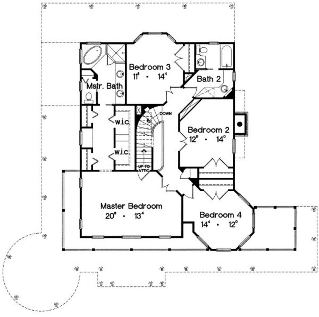 Houseplans with 2 master bedrooms  Plan   Houseplans  House plans  Pinterest  Design
