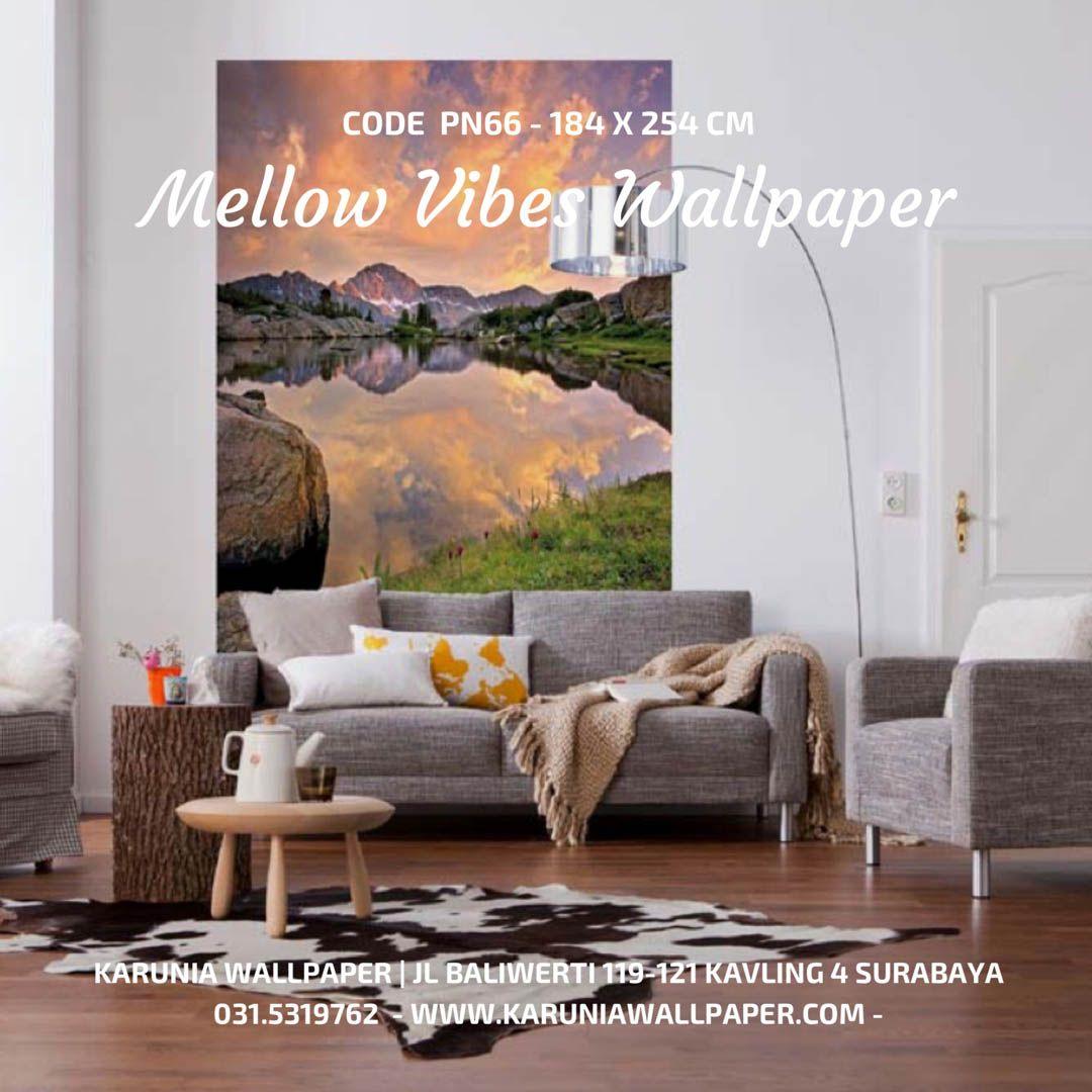 Rumah Cantik Efek 3 Dimensi Pakai Udkarunia Dinding Wallpaper