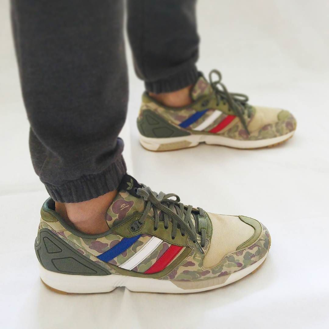 on sale 801ba 23ccf This isnt old. Its a classic. The Adidas x Undefeated x BAPE ...