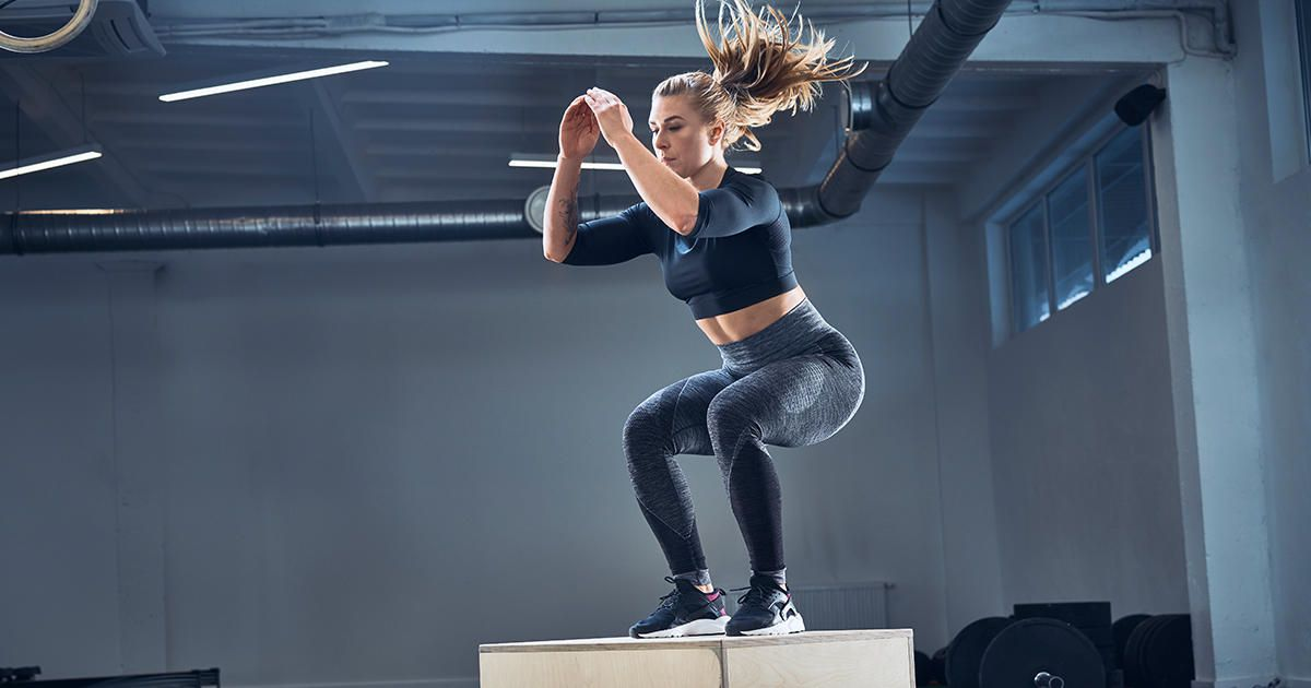 No It S Not Crazy To Be Afraid Of Box Jumps Box Jumps Best Crossfit Workouts Crossfit Workouts