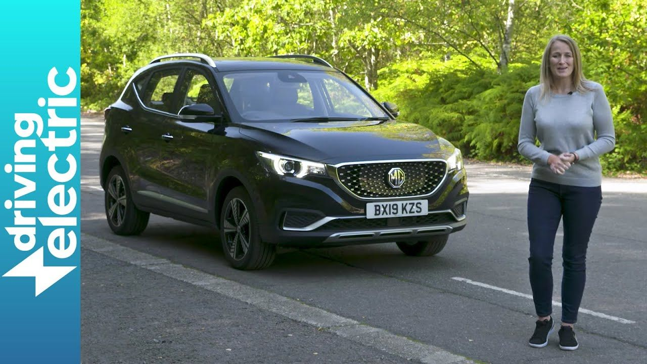 MG ZS EV review DrivingElectric in 2020 Best electric