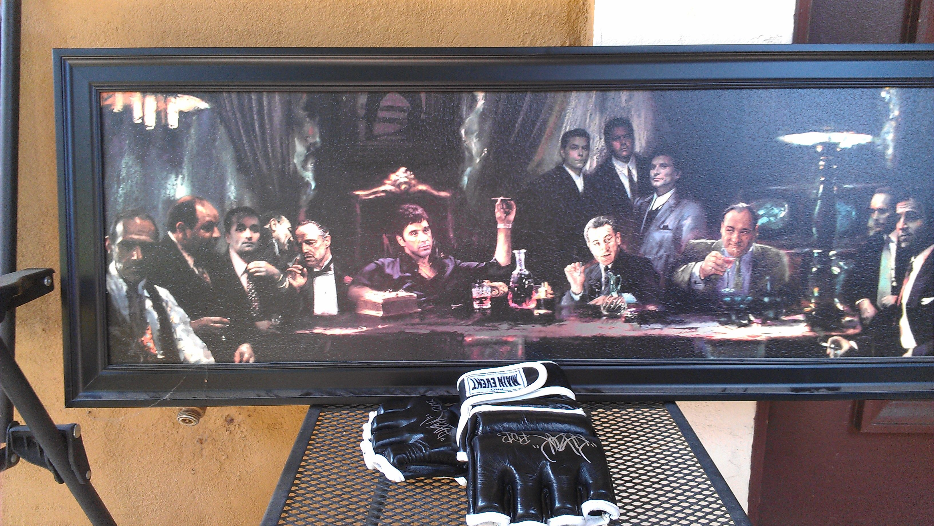 gangsters as last supper - Google Search | Gangsters ...