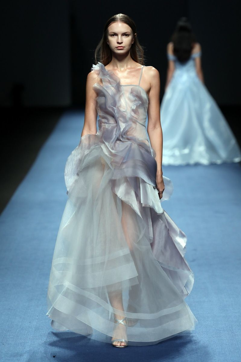 Wecouture Ready To Wear Spring Summer 2017 Shanghai
