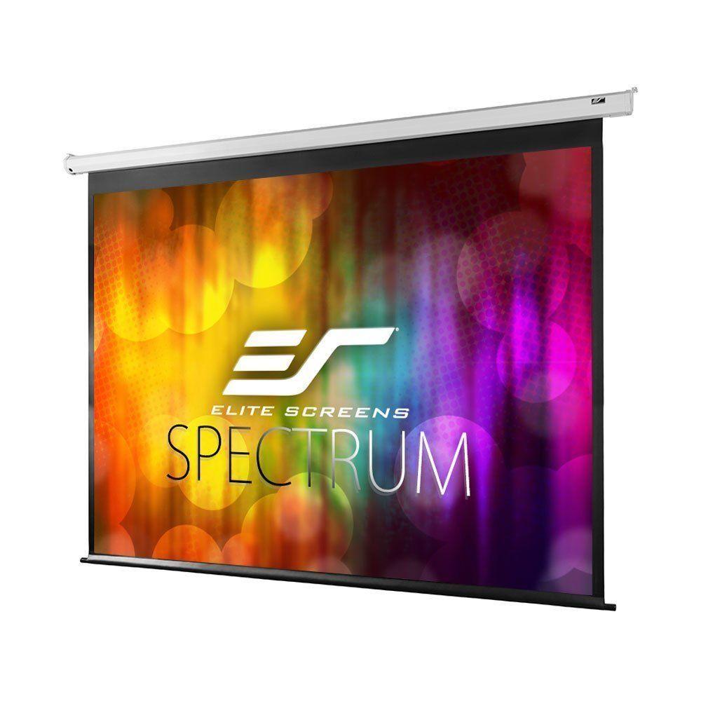 Elite Screens Spectrum 84 Diag 4 3 Electric Motorized 4k 8k Projector Screen Elitescreens Outdoor Projector Screens Best Outdoor Projector Outdoor Projector