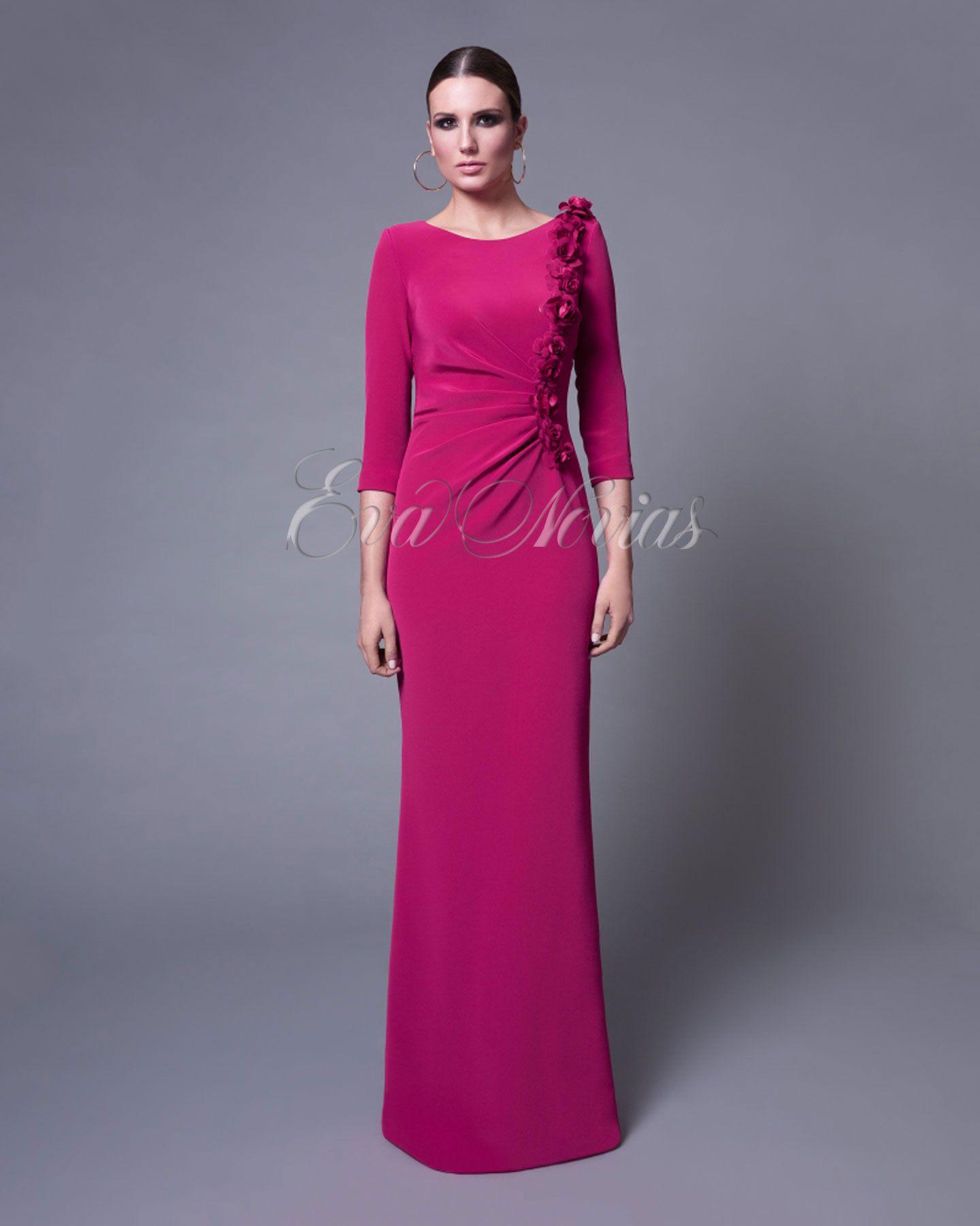 Vestido de fiesta Vicky Martin Berrocal modelo | Boda | Pinterest ...