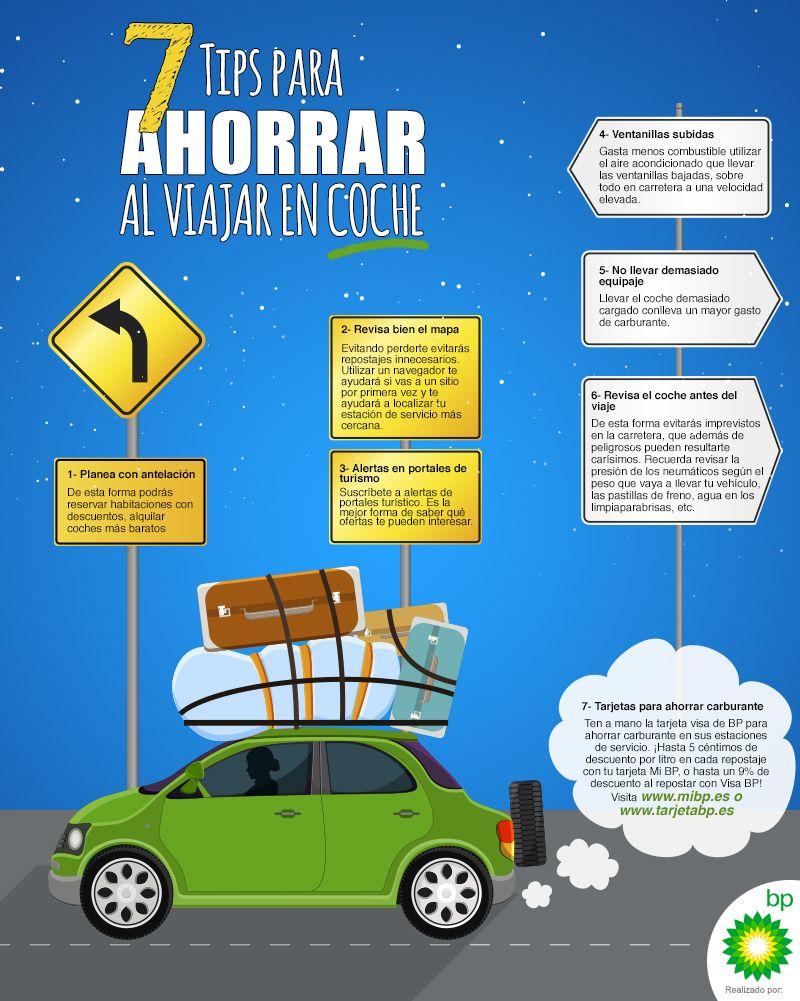 Ideas Para Ahorrar En Gasolina Con Las Tarjetas Mibp Viajes