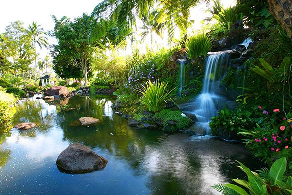 Covenant Mountain Paradise Garden Of Eden Restored With Images