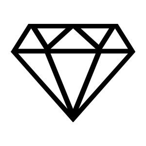Pin By Psychedelic0211 On Tattoos Alchemy Symbols Diamond Symbol Diamond Outline