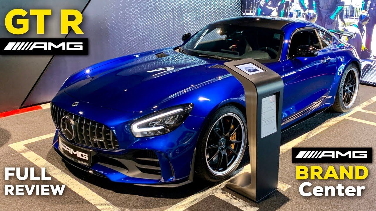 2020 Mercedes Amg Gt R V8 Full Review Brutal Facelift Interior
