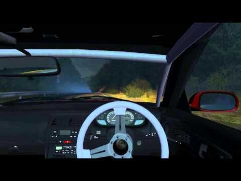 Rfactor drifting on Mt  Akina   Rfactor   Tandem, Vehicles