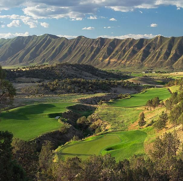 Lakota Canyon Ranch & Golf Club New Castle, Colo
