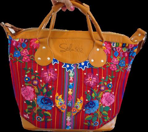 Huipil Bag Rosa – Stilo502