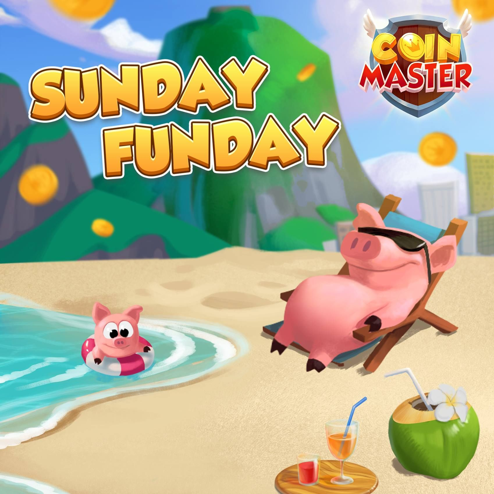 Coin Master Sunday Free Spins Enjoy Some Free Spins Coin Master Sunday Funda Coin Master Hack Coins Master