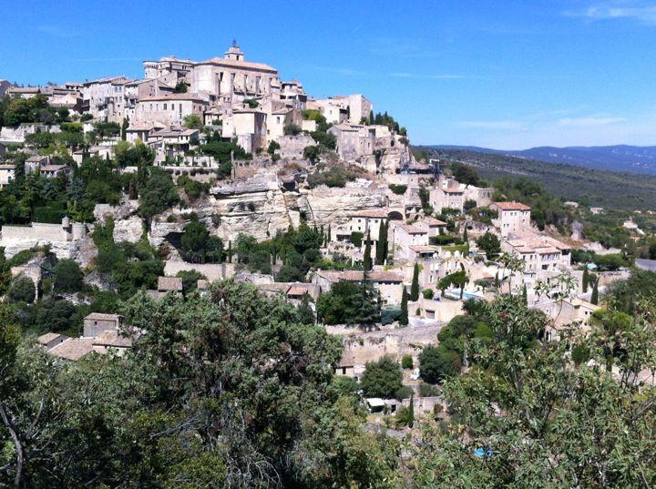 La Bastide De Gordes Spa Hotel Hotel Spa Tours Walking Tour
