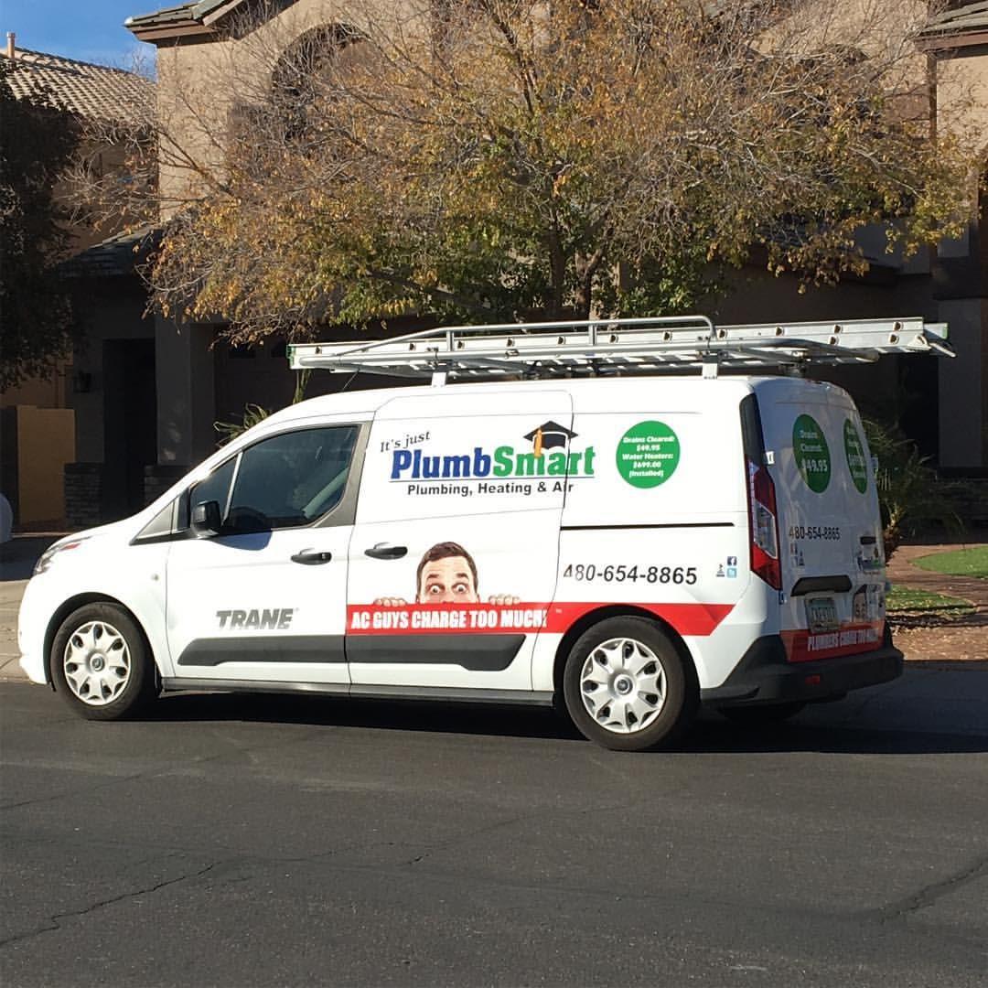 PlumbSmart PlumbingHeatingAC (plumbsmartaz) • Instagram